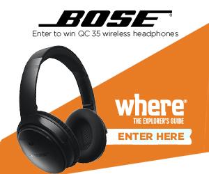 Enter to win BOSE QuietComfort 35 Bose headphones